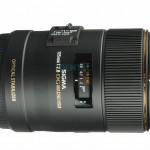 Sigma 105mm f/2.8 EX DG OS HSM Macro Lens for Canon EOS