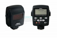 Nikon SU-800 Wireless Speedlight Commander Unit – front and back view