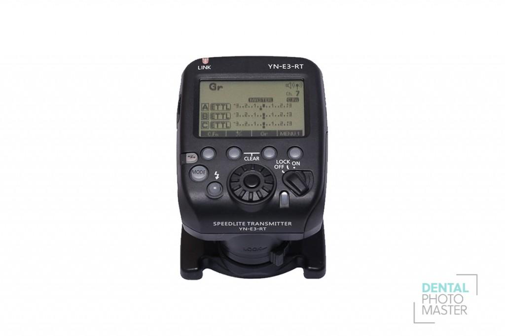 Yongnuo Transmitter YN-E3-RT-5-Edit