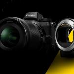 Nikon FTZ mountadapter