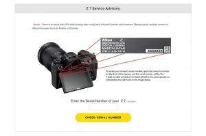 Nikon_Webpage_Serial_Number