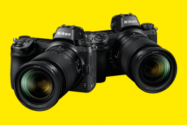 Nikon Z7 Frimwere
