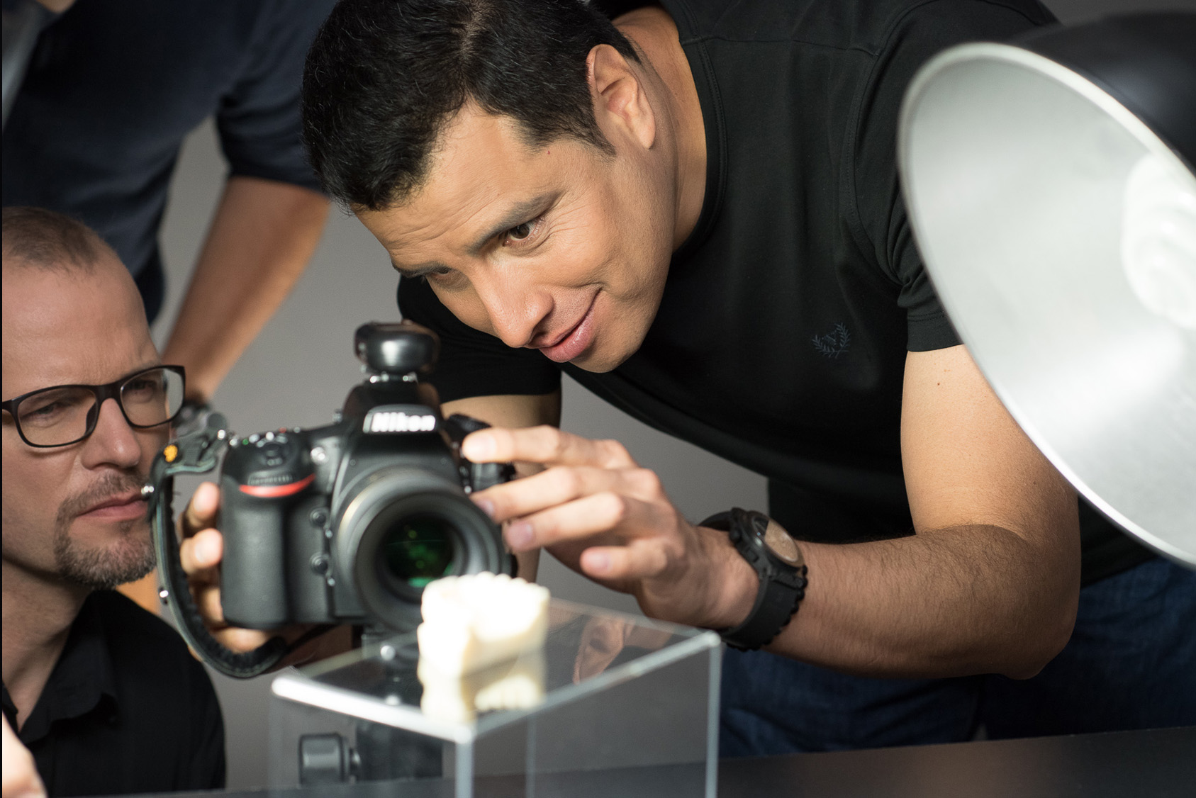 Lab Work Photography Carlos Ayala