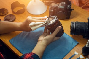 How to Keep Your Lens Clean