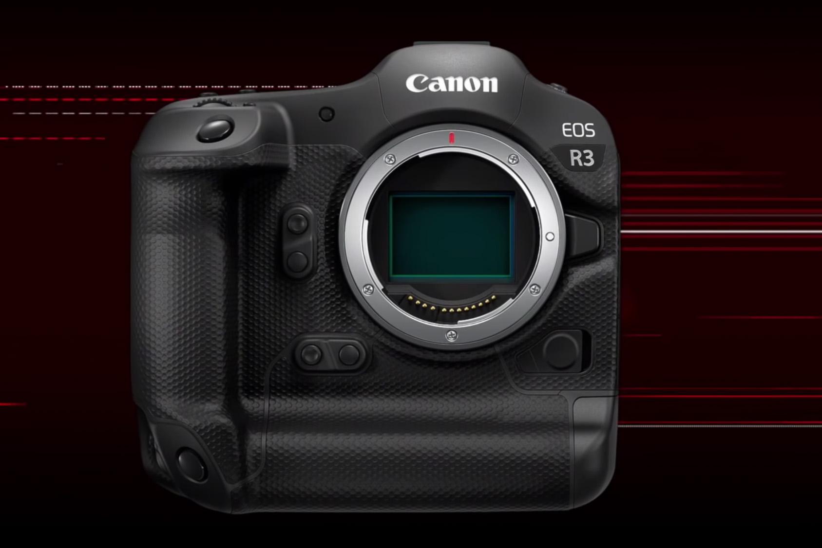 Canpn EOS R3